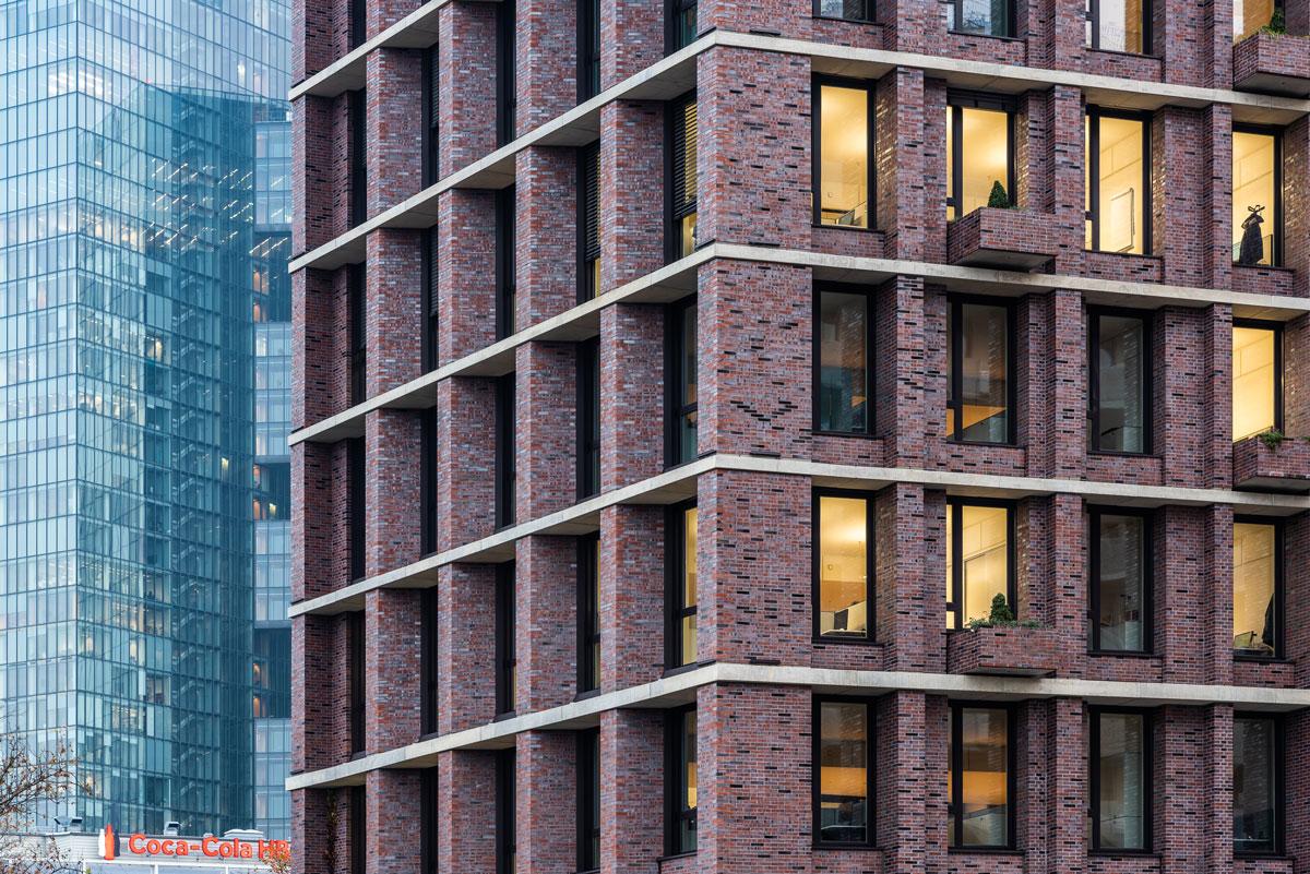 The Brick - Wienerberger Headquarter - 3783