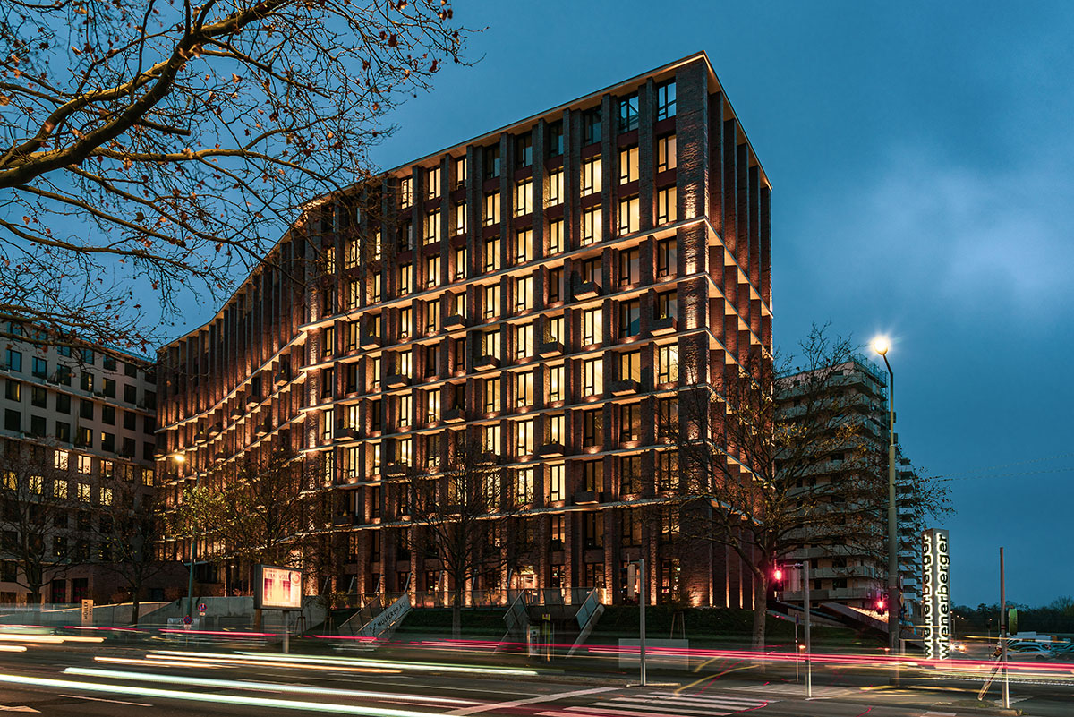 The Brick - Wienerberger Headquarter - 3846