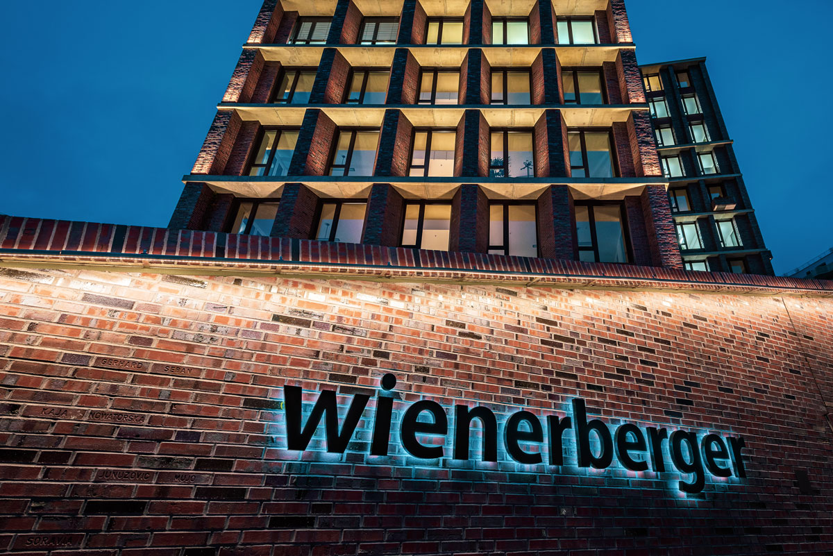 The Brick - Wienerberger Headquarter