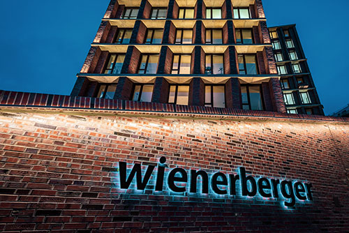 The Brick - Wienerberger Headquarter - 3860